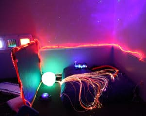 Photo of sensory space