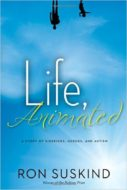 "Book cover for ""Life, Animated"""