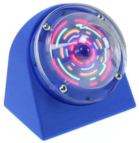 Spinning Light Show