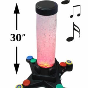 Interactive Musical Bubble Tube