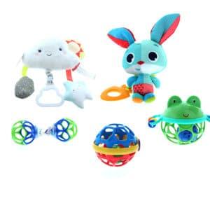 Interchangeable Toys