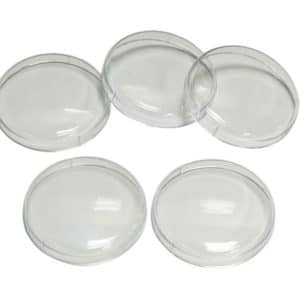 Replacement Clear Covers (Set of 5)