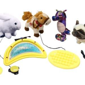 Fuzzy Friends & Switches Kit.2020