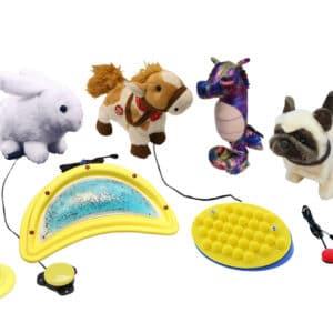 Fuzzy Friends & Switches Kit
