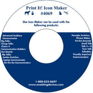 Print It! Icon Maker