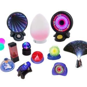 Vis Light Exp Kit