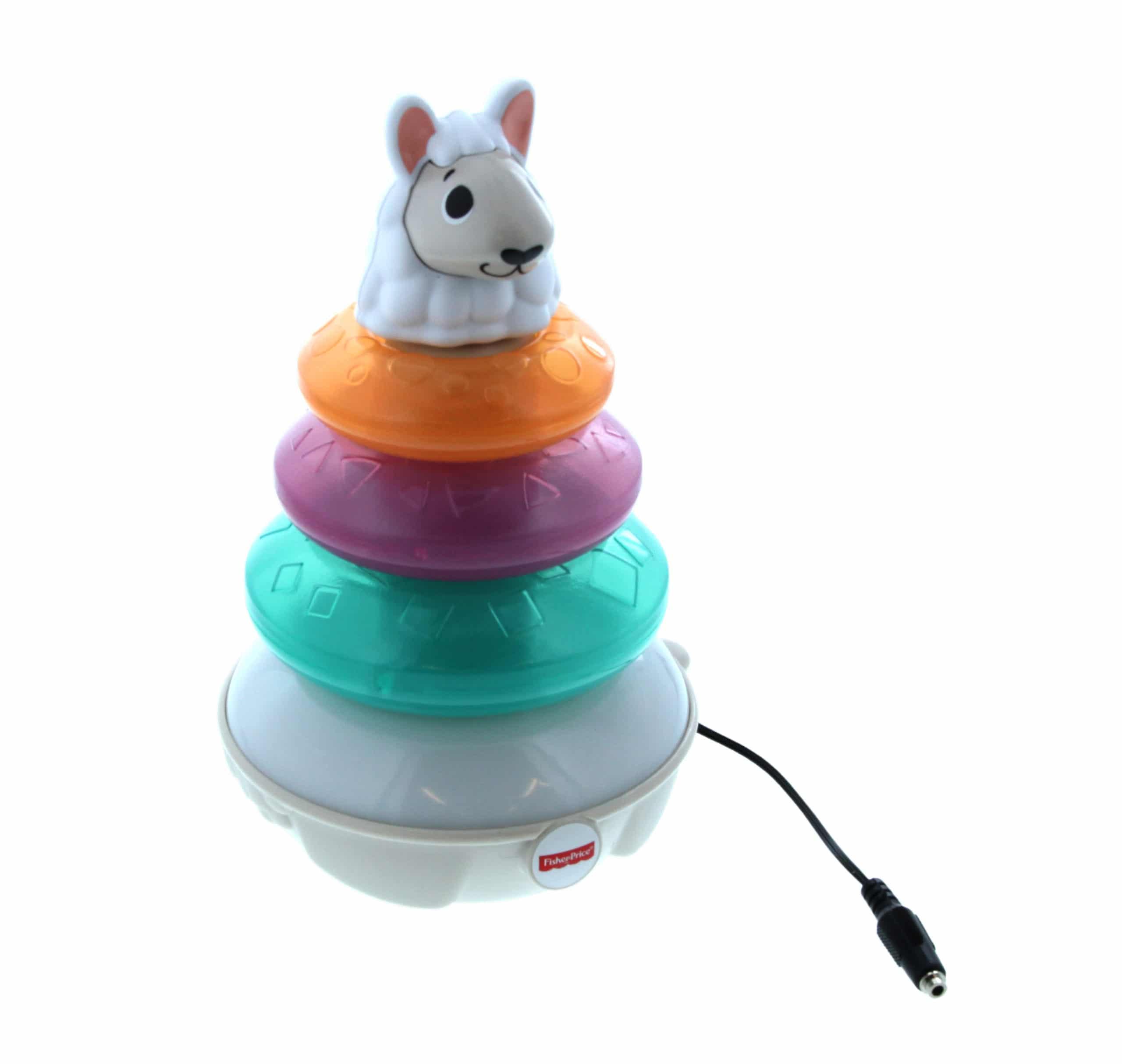 Adapted Llama Musical Stacker