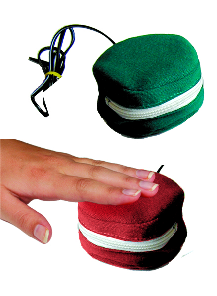 Pillow Switches Red & Green