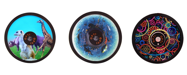Aura Projector Wheels
