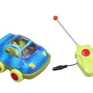 Wheee-mote Control Car