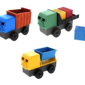 Eco-Friendly Trucks (Unadapted)