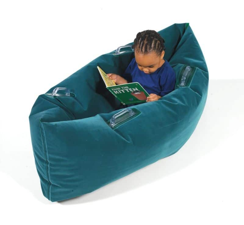 Sensory Pod Providing Calmness And Support Enabling