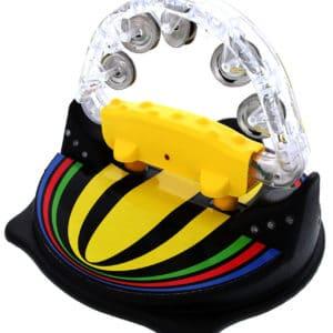 Lighted Musical Tambourine