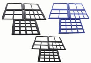 Replacement Frames for Communication Builders