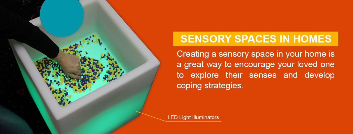 Sensory Spaces in Homes