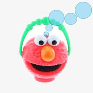 Elmo Bubble Blower #2257