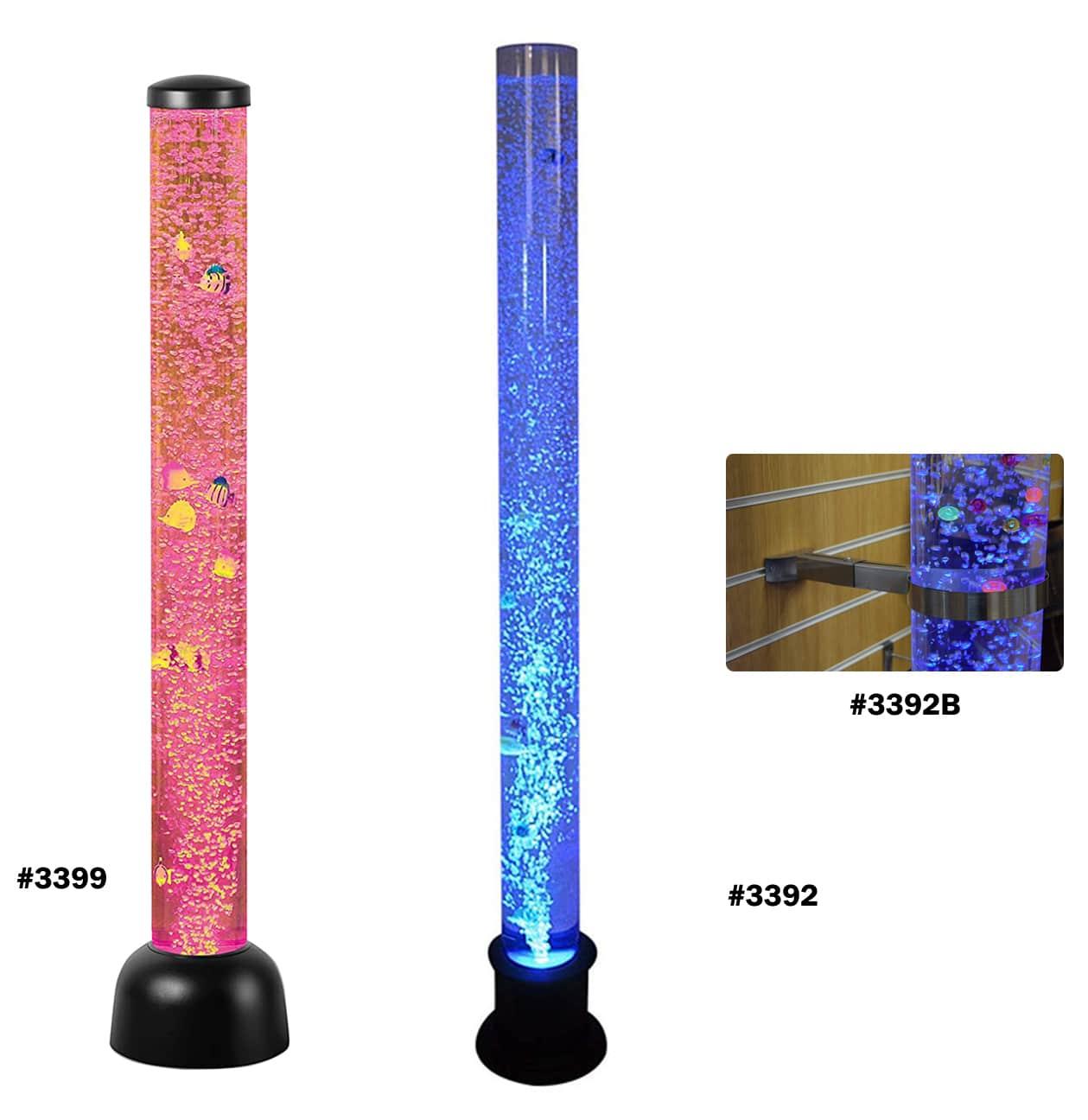 Sensory LED Bubble Tubes.2020