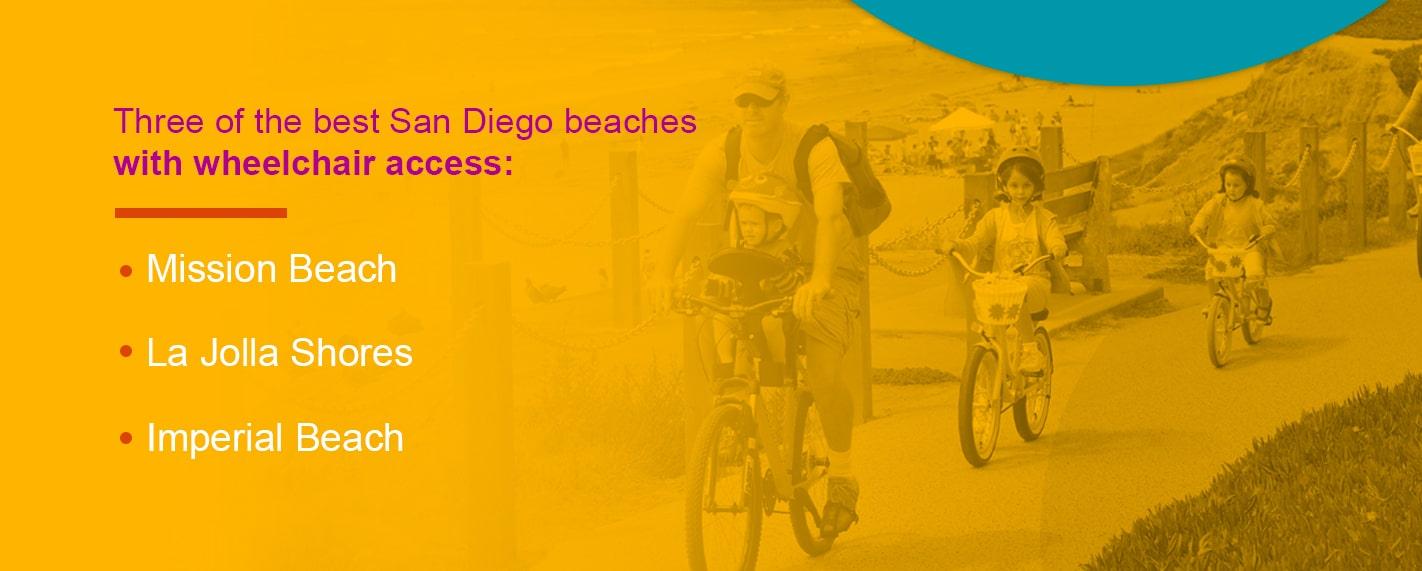 San Diego Wheelchair Accessible Beaches