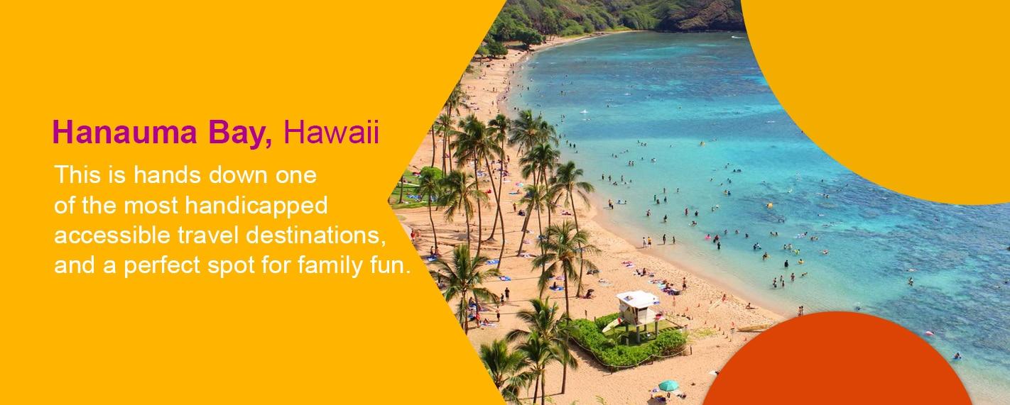 handicap accessible beaches hawaii hanauma bay