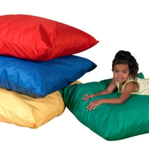 Cozy Floor Pillows