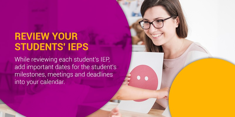 review students ieps