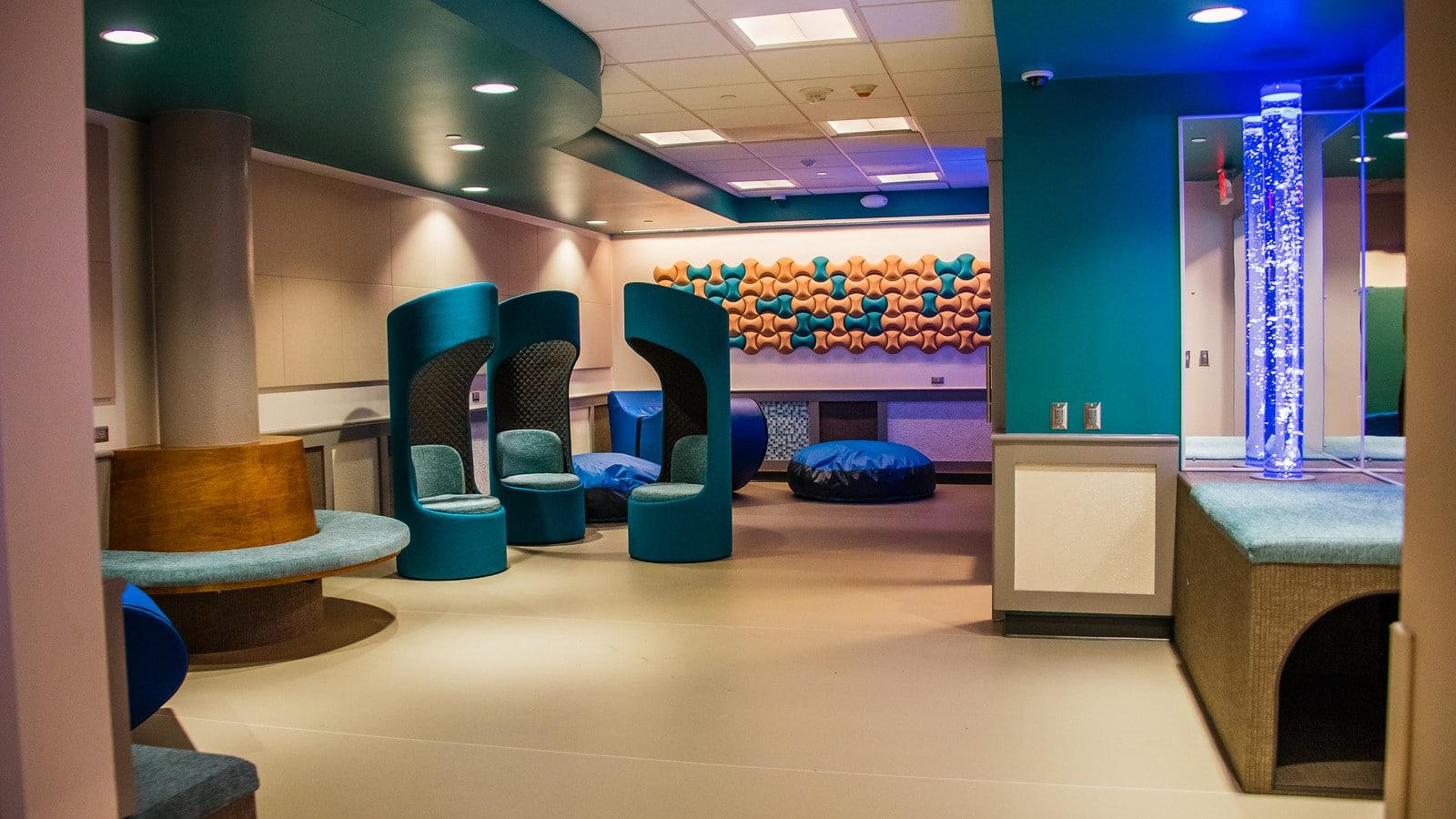 Airport Sensory Room