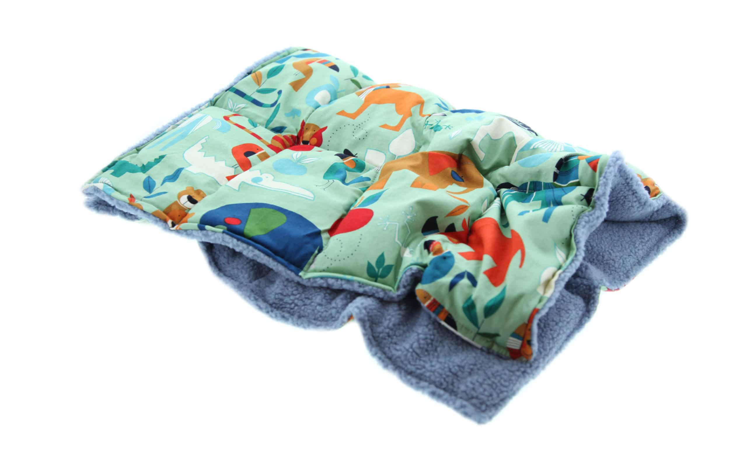 Zoo Weighted Blanket