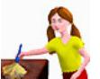 sentence match chores app