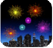 sights and sounds fireworks app