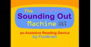 sounding out machine app