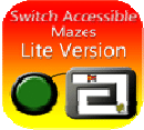 switch accessible mazes app
