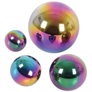 Sensory Reflective Color Burst Balls