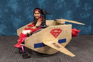 Hallowheels Contest Super-Girl